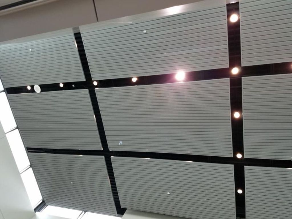 Acoustic and Specialty Ceilings
